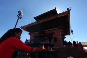कोरोनावायरस प्रसार को रोकने के लिए काठमांडू सील