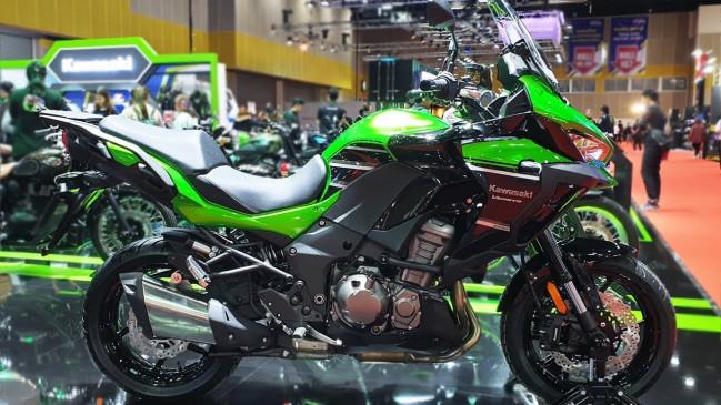 BS6 बाइक: 2020 Kawasaki Versys 1000 भारत में हुई लॉन्च, इतनी बढ़ गई कीमत