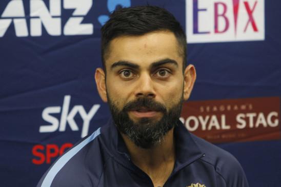 क्रिकेट: कोहली ने पिता की सलाह को किया याद, ICC ने किया ट्वीट