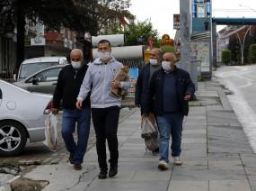 कोविड-19 : तुर्की में सामने आए 1,610 नए मामले