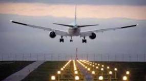 कुवैत वायुसेना का विमान तीसरी बार ईंधन भरवाने उतरा, चीन से लौटा