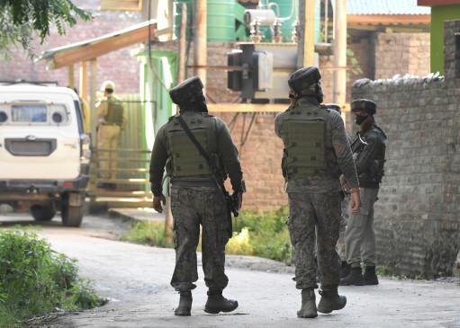 जम्मू-कश्मीर के बडगाम में लश्कर मॉड्यूल का भंडाफोड़, 4 गिरफ्तार