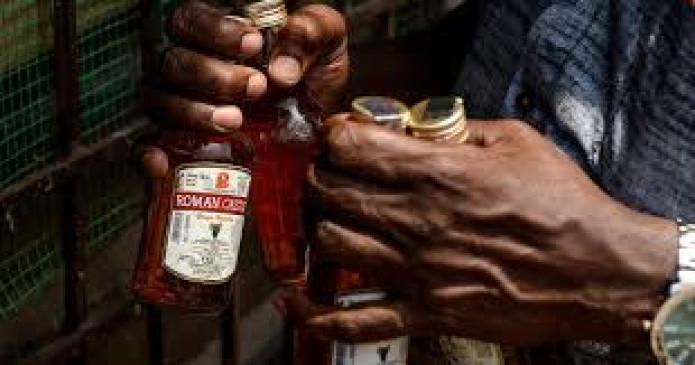 ऑनलाइन की आड़ में ऑफलाइन बेच रहे थे शराब, ठाणे में पुलिस ने की कार्रवाई