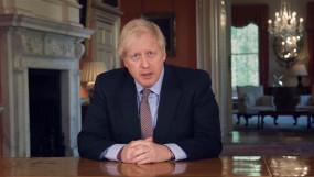 Corona in Britain: UK में 1 जून तक बढ़ा लॉकडाउन, PM बोरिस जॉनसन ने किया ऐलान