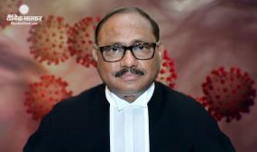 दिल्ली: लोकपाल सदस्य जस्टिस अजय त्रिपाठी का कोरोना से निधन, एम्स में थे भर्ती
