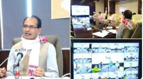 मध्यप्रदेश: राज्य में मजदूरों को काम देने के लिए 'श्रम सिद्धि' प्रोग्राम शुरू, सीएम शिवराज ने सरपंचों से बात की