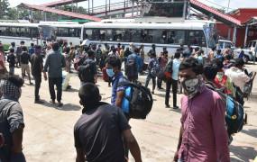 महाराष्ट्र कांग्रेस ने 4627 प्रवासियों के टिकट के भुगतान किए
