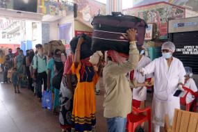 महाराष्ट्र सरकार जितनी ट्रेनें भेजना चाहे, भेज सकती है : बिहार मुख्य सचिव