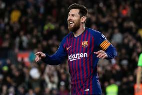 मेसी ने कहा, 2017 में बार्सिलोना छोड़ने का मन था