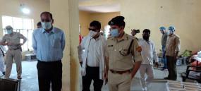 प्रवासी श्रमिकों को सम्मान के साथ पहुंचाए आश्रय स्थल : गाजियाबाद डीएम