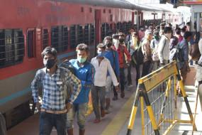 गुजरात, महाराष्ट्र, दिल्ली से पहुँचे साढ़े 3 हजार से ज्यादा मजदूर