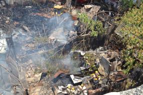 झारखंड: पलामू में नक्सलियों ने क्रशर प्लांट पर बोला धावा, एक दर्जन वाहनों को फूंका