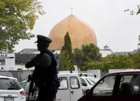 न्यूजीलैंड : मस्जिद हमले के आरोपियों की सजा टली