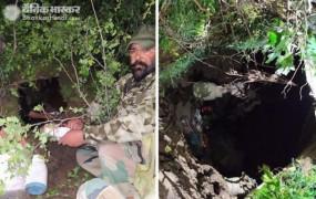 जम्मू-कश्मीर: बड़गाम में आतंकी ठिकाने का भंडाफोड़, लश्कर-ए-तैयबा के 5 मददगार गिरफ्तार