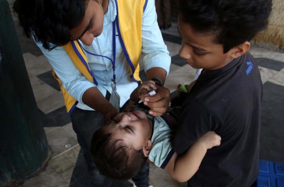 पाकिस्तान : मौजूदा साल के 5 महीने में ही पोलियो के 48 मामले