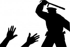 हरियाणा के यमुनानगर में प्रवासी मजदूरों पर पुलिस लाठीचार्ज