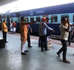 रीवा के लिए चल सकती है यात्री स्पेशल, गोंडवाना और जनशताब्दी एक्सप्रेस को लेकर तैयारियाँ तेज