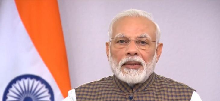 प्रधानमंत्री ने असम व त्रिपुरा के लोगों के व्यवसाय और मानवता की सराहना की