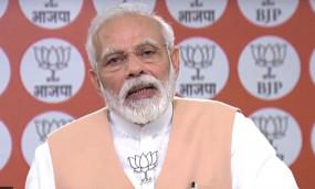 प्रधानमंत्री मोदी ने राजीव गांधी को उनकी पुण्यतिथि पर किया याद