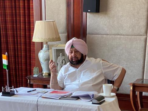 पंजाब के मुख्यमंत्री ने आरटीआई हेल्पलाइन लॉन्च की