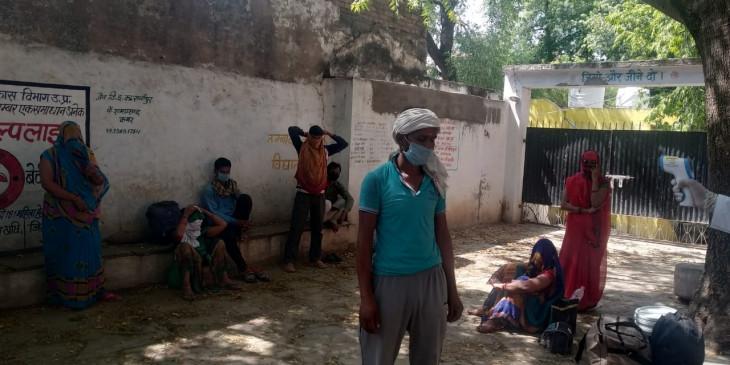 राहुल सियासी पाठशाला के मजदूरों के बने मददगार