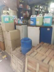 दिल्ली में संदिग्ध हैंड सैनिटाइजर बेचने वाली दुकानों पर छापेमारी (आईएएनएस इंपैक्ट)