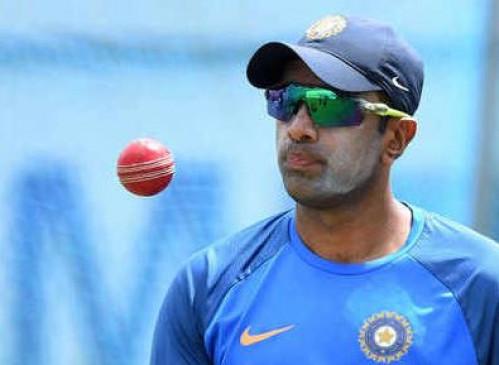 क्रिकेट: अश्विन ने कहा- गेंद पर सलाइवा का इस्तेमाल करना मेरी आदत, इसे बदलना बहुत मुश्किल