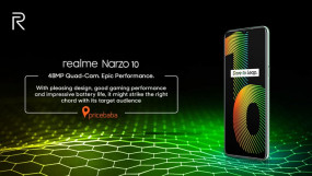 Sale: Realme Narzo 10 की पहली बिक्री आज, मिल रहे ये लुहाभने ऑफर्स