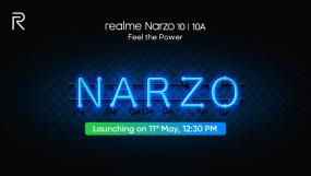 अपकमिंग: Realme Narzo 10 और Narzo 10A भारत में 11 मई को होंगे लॉन्च, कंपनी ने दी जानकारी