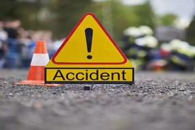 Accident: मथुरा में सड़क हादसा, मप्र के छतरपुर के रहने वाले सात श्रमिकों की मौत