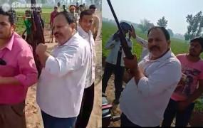UP: संभल में सपा नेता की उनके बेटे के डबल मर्डर केस में दोनों आरोपी गिरफ्तार, पांच के खिलाफ केस दर्ज