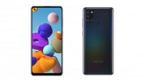 अपकमिंग स्मार्टफोन: Samsung Galaxy A21s जल्द होगा लॉन्च, मिलेगा 48 मेगापिक्सल का कैमरा