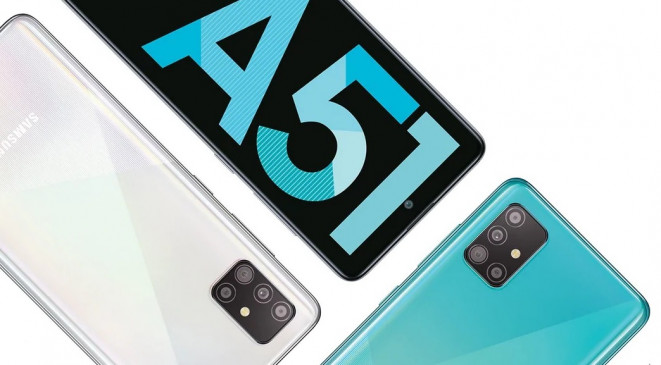 उपलब्धि: Samsung Galaxy A51 बना दुनिया का सबसे ज्यादा बिकने वाला Android स्मार्टफोन