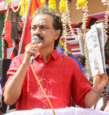 तमिलनाडु में स्कूली छात्रा को जिंदा जलाया, स्टालिन ने की कड़ी सजा की मांग
