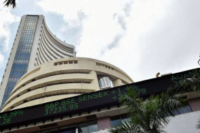Share market: सेंसेक्स 260 अंक लुढ़का, निफ्टी 9,039 के नीचे बंद हुआ