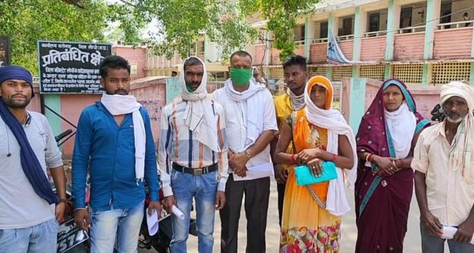 तमिलनाडु में बंधक बने हैं सीधी के दर्जनों श्रमिक