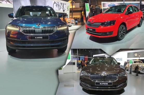 Car launch: Skoda Karoq SUV, 2020 Superb और Rapid 1.0 TSI भारत में लॉन्च, जानें कीमत