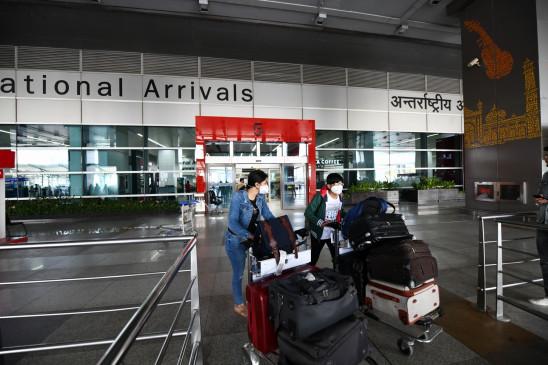 सुरक्षित यात्रा के लिए आईजीआई हवाईअड्डे पर किए जा रहे खास इंतजाम