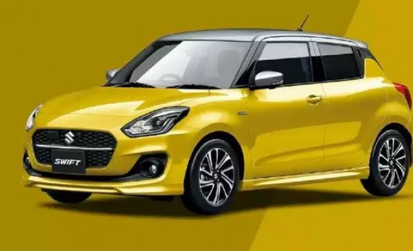 हैचबैक कार: Suzuki Swift का फेसलिफ्ट मॉडल हुआ लॉन्च, जानें खासियत