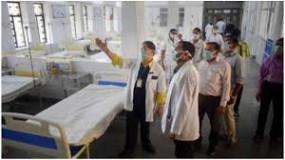 कोरोना मरीजों के इलाज के लिए अस्पतालों में 2,304 बिस्तरें तैयार कर रही है टाटा प्रोजेक्ट्स