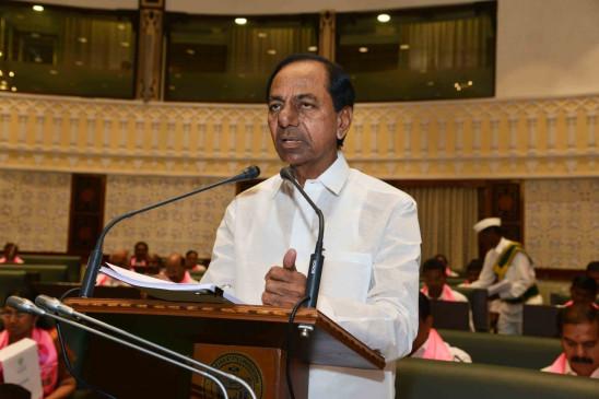 ट्रेन सेवा बहाल न करने का प्रधानमंत्री से तेलंगाना के मुख्यमंत्री का आग्रह