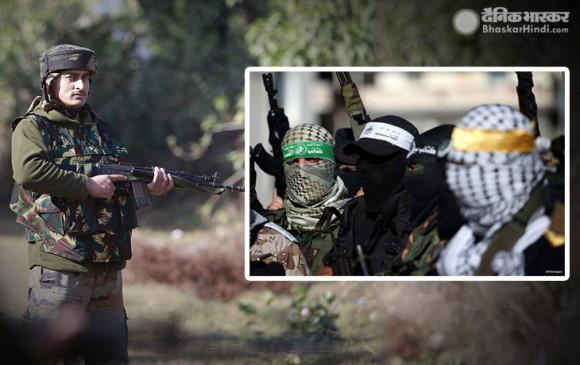 J&K: पुलवामा में आतंकी हमला, जम्मू-कश्मीर पुलिस के हेड कांस्टेबल शहीद
