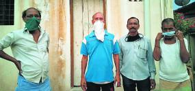 दोहरी मार झेल रही नागपुर की यह बस्ती, कोविड-19 के साथ पीलिया की भी मार