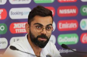 क्रिकेट: कोहली ने कहा, ईमानदारी से कहूं तो मैंने कभी अपने खेल पर शक नहीं किया