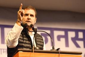 एलएसी पर भारत-चीन के आमने-सामने आने की बातों में पारदर्शिता की जरूरत : राहुल