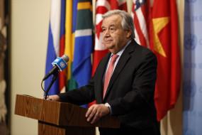 शांति सैनिक दिवस: संयुक्त राष्ट्र प्रमुख ने शांति व्यवस्था में महिलाओं की भूमिका पर दिया जोर