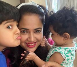 नई मां बनने की जिम्मेदारियां समझती हूं : समीरा रेड्डी