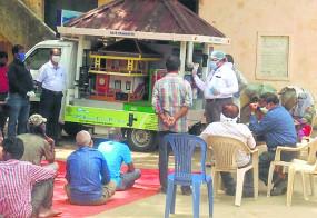 नागपुर के शेल्टर होम सेअकुशल श्रमिक, कुशल बनकर लौटे
