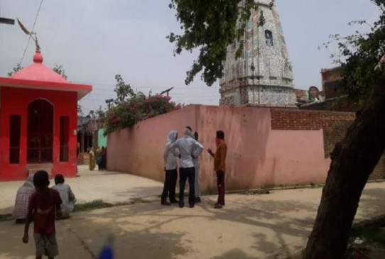 उप्र/संभल: मंदिर में मिला पुजारी और उसके बेटे का शव, आत्महत्या की आशंका