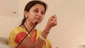 महाराष्ट्र: लॉकडाउन में बढ़ी महिलाओं के खिलाफ हिंसा,सुले ने कहा- यह मर्दानगी नहीं
